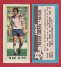 Leeds United Trevor Cherry 30